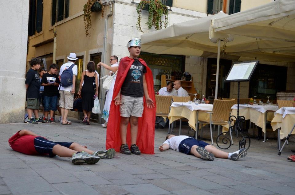 Antigone a Venezia