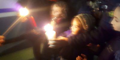 La luce della Pace di Betlemme
